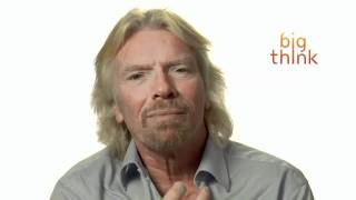 Richard Branson: Advice for Entrepreneurs