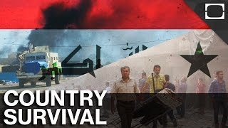 Can Iraq And Syria Survive As Countries?