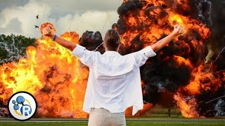 Mind-Blowing Movie Explosions Explained - Reactions