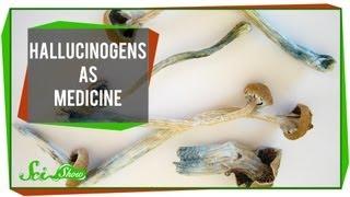 Hallucinogens as Medicine