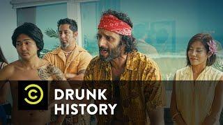 Drunk History - Eddie Aikau Brokers a Peace Among Surfers