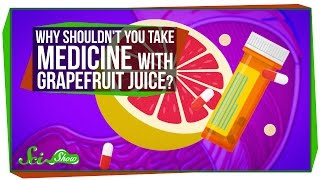 Why Shouldn't You Take Medicine with Grapefruit Juice?