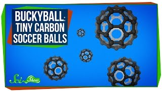 Buckyball: Tiny Carbon Soccer Balls