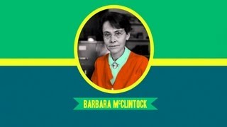 Barbara McClintock: Great Minds