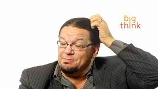 Penn Jillette: Camera Tricks Are Not Magic