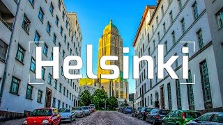 HELSINKI - FINLAND'S CAPITAL OF STYLE