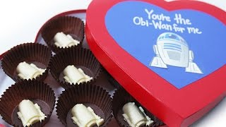 R2-D2 STAR WARS CHOCOLATES - NERDY NUMMIES