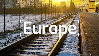 EUROPE BY TRAIN
