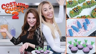 COSTUME QUEST 2 TREATS ft Eva Gutowski - NERDY NUMMIES