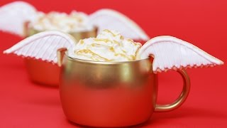 GOLDEN SNITCH CARAMEL APPLE CIDER - NERDY NUMMIES