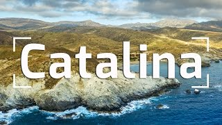 TWO HARBORS   CATALINA ISLAND AERIAL TOUR