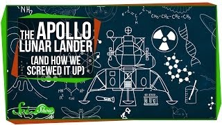 The Apollo Lunar Lander (And How We Screwed It Up)