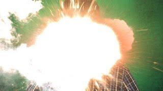 Sun VS. Atomic Bomb