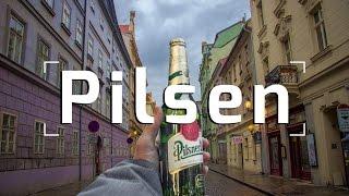 PILSEN, CZECH REPUBLIC: HOME OF GOOD BEER