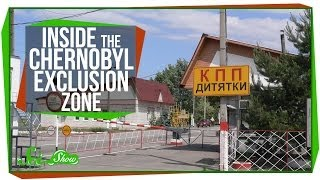 Inside the Chernobyl Exclusion Zone