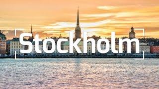 Swedish Smörgåsbord in Stockholm!!!