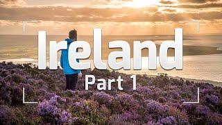 SURFING IN IRELAND!!!