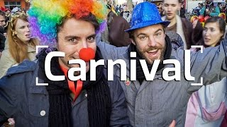 CARNIVAL IN COLOGNE & DUSSELDORF (GERMANY)