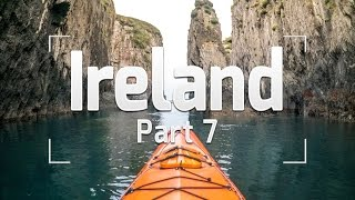 KAYAKING IRELAND'S WILD COAST!