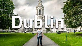 DISCOVERING DUBLIN W/ CLISARE