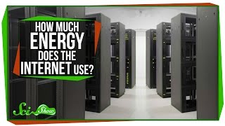 How Much Energy Does The Internet Use?