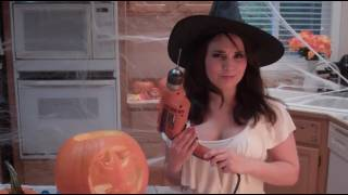 PUMPKINS AND POWER DRILLS