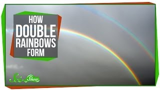 Over the Rainbow: LeVar Burton Explains How DOUBLE Rainbows Form