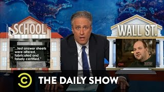 The Daily Show - Fraud City