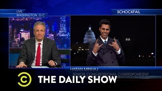 The Daily Show - SchockFail - Save the Interns