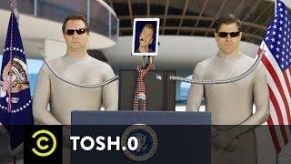 Tosh.0 - Drunk Future