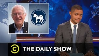 The Daily Show - The Legend of Bernie Sanders