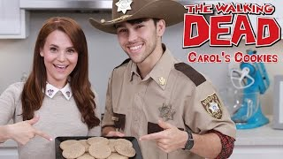 WALKING DEAD CAROLS COOKIES ft Max Schneider - NERDY NUMMIES