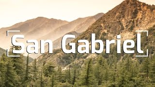 San Gabriel Mountains Road Trip Presented by Toyota #RAV4Hybrid