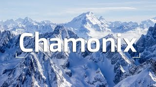 CHAMONIX - EXTREME SNOW SPORTS ON MT BLANC