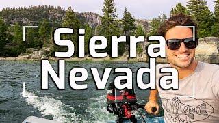 SIERRA NEVADA LAKE DAY ( Day 5)