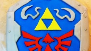 HOW TO MAKE A ZELDA CAKE - NERDY NUMMIES