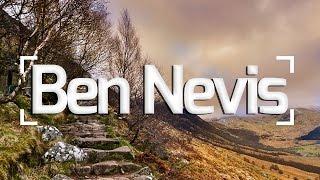 Climbing Scotland's Ben Nevis Mountain