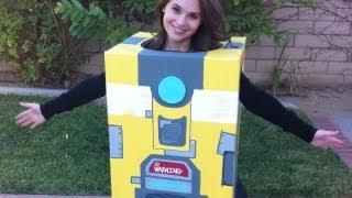 Claptrap Halloween Costume!