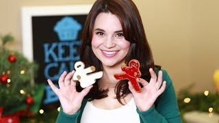 NINJA BREAD MEN - NERDY NUMMIES