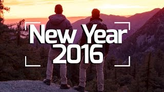 HAPPY NEW YEAR | 2016 PLANS & ANNOUNCEMENTS