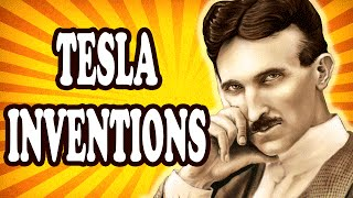 Top 10 Greatest Inventions by Nikola Tesla — TopTenzNet