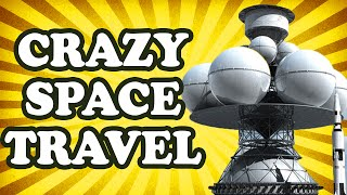 Top 10 Insane Methods of Space Travel We Might See One Day — TopTenzNet