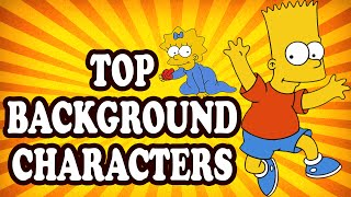 Top 10 Background Characters Of The Simpsons With Depressing Backstories — TopTenzNet