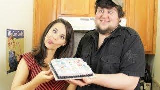 CHIPS CHALLENGE CAKE - NERDY NUMMIES