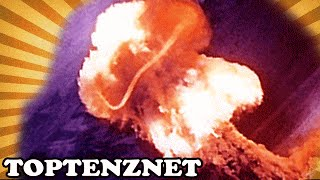 Top 10 Most Extreme Substances — TopTenzNet