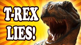 Top 10 Fascinating Facts About T-Rex — TopTenzNet
