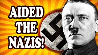 Top 10 American Companies that Aided the Hitler — TopTenzNet