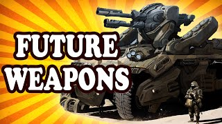 Top 10 Weapons of the Near Future — TopTenzNet