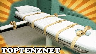 Top 10 People Who Were Pardoned Way Too Late — TopTenzNet