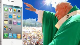 Text the Pope!